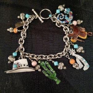 Western style bracelet